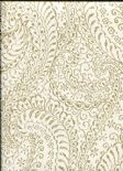 Alhambra Wallpaper Arcades Paisley 2618-21320 By Kenneth James For Portfolio